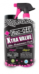 muc off pack duo nettoyant lustrant