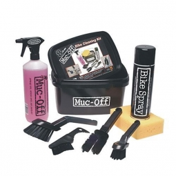 muc off kit bac de nettoyage 8 elements