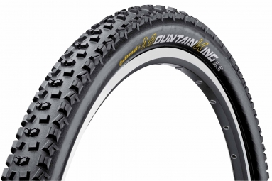 continental pneu mountain king ii 26 rigide sport tubetype