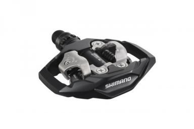 shimano paire de pedales m530 noir