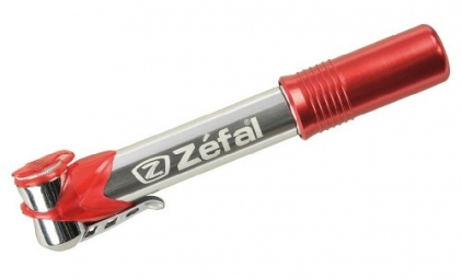 zefal mini pompe air profil micro rouge