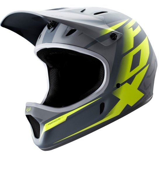 casque int gral fox rampage jaune casque int gral vtt. Black Bedroom Furniture Sets. Home Design Ideas