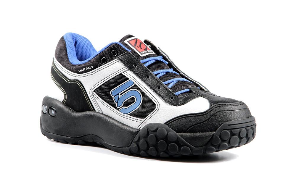 Five Ten Impact Low Mtb Shoes Black Blue