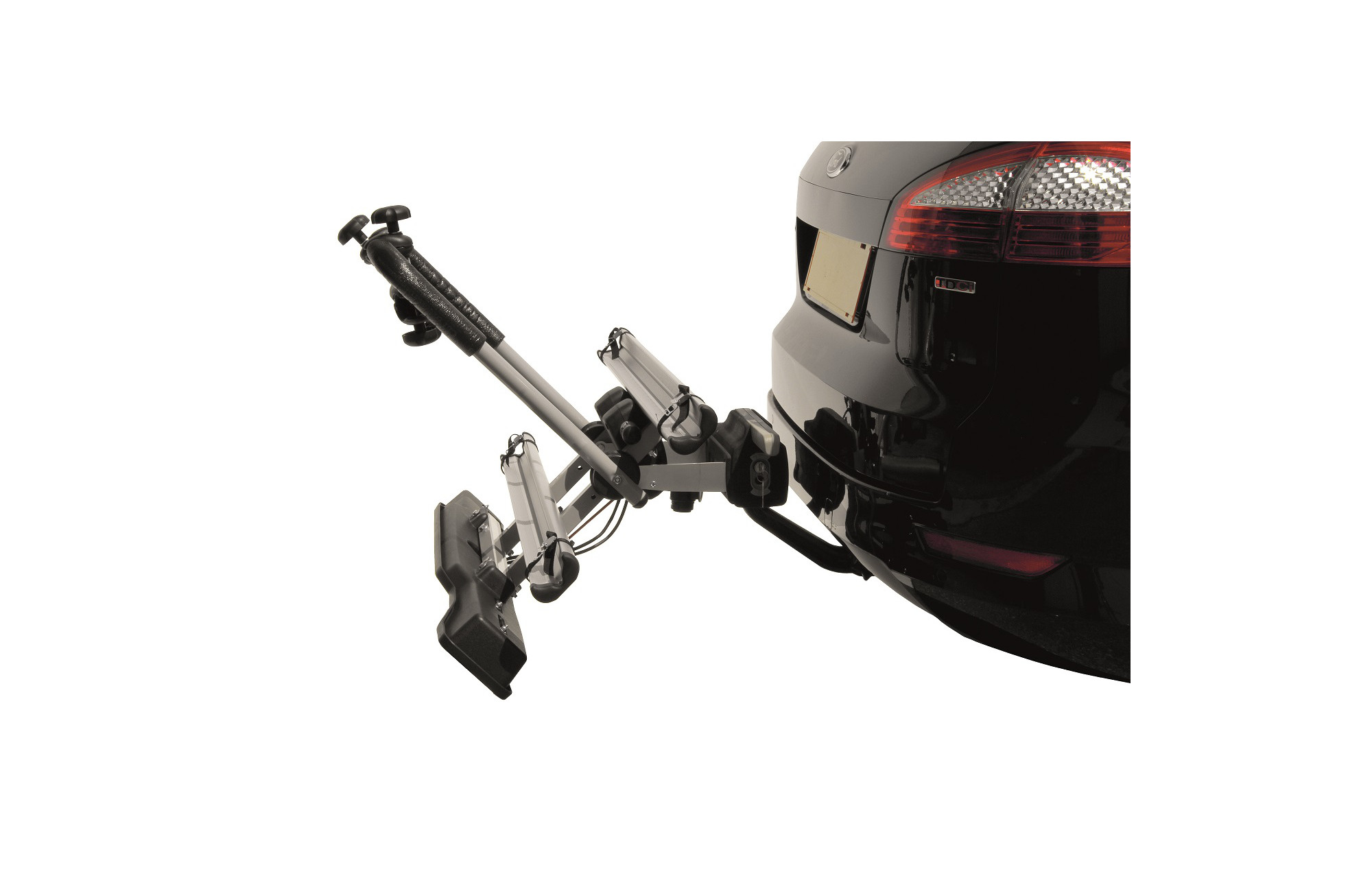 Peruzzo porte v lo attelage parma e bike 2 v los inclinable - Porte velo electrique attelage ...