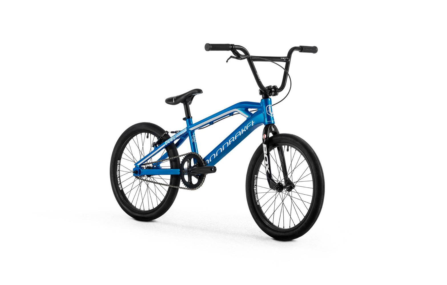 mondraker duel pro team bmx bike blue 2015. Black Bedroom Furniture Sets. Home Design Ideas