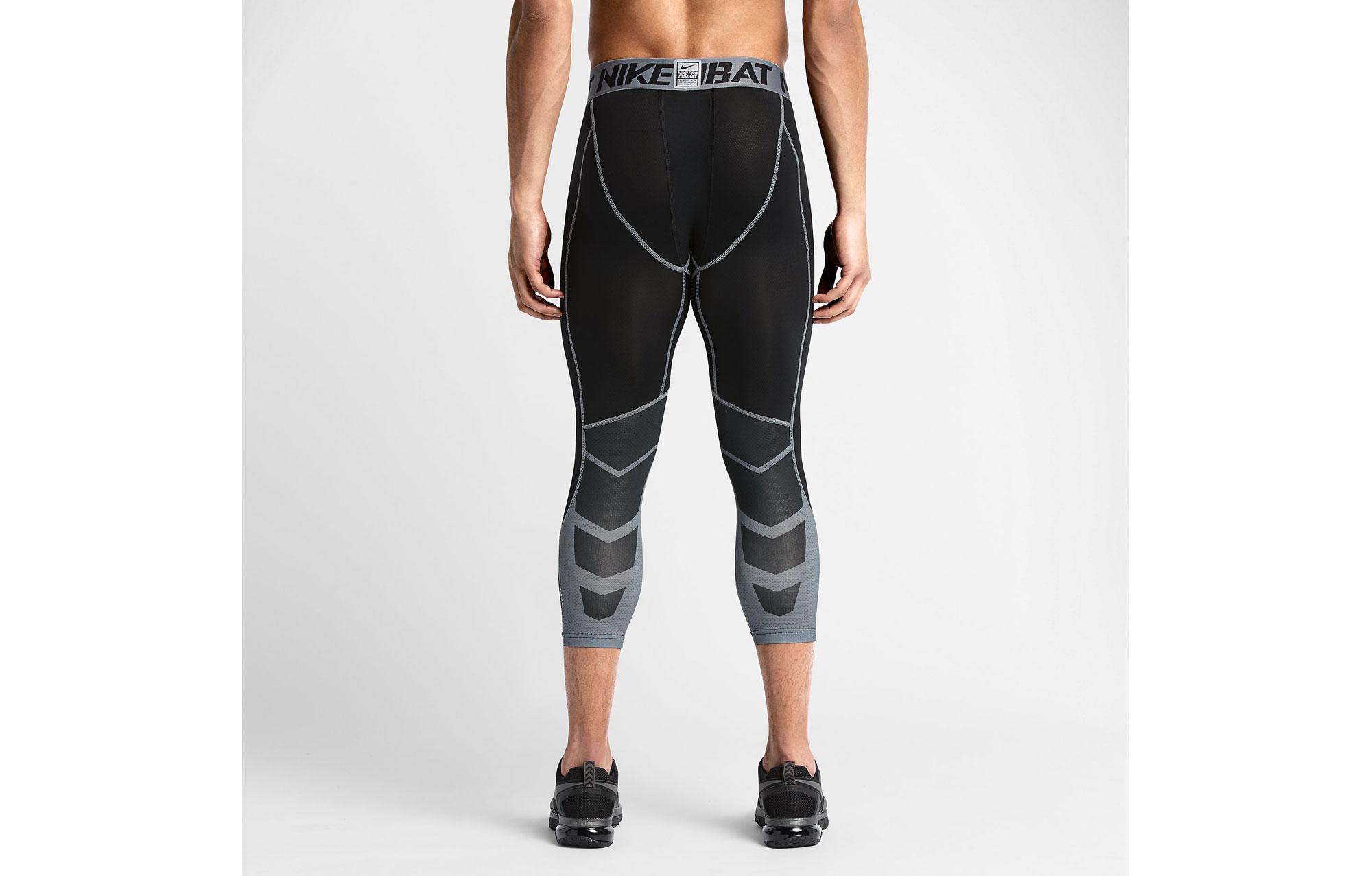 Nike Collants Pro Hypercool Blanc