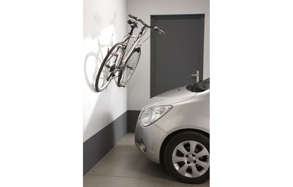 Mottez Wall Mounted Bike Rack Pedal Hanger Alltricks
