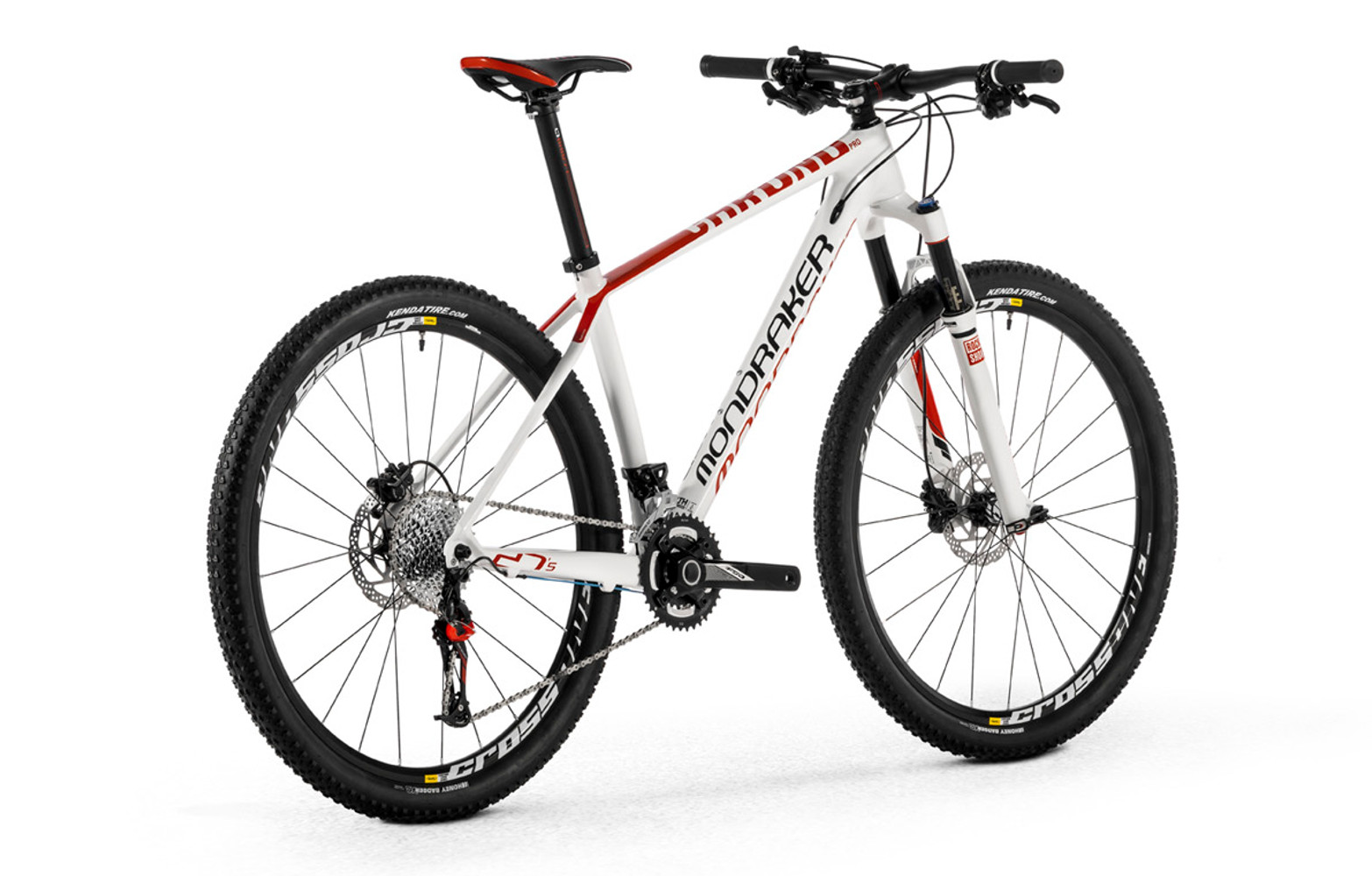 Mondraker Chrono Carbon Pro 27.5'' Hardtail Bike 2015 ...