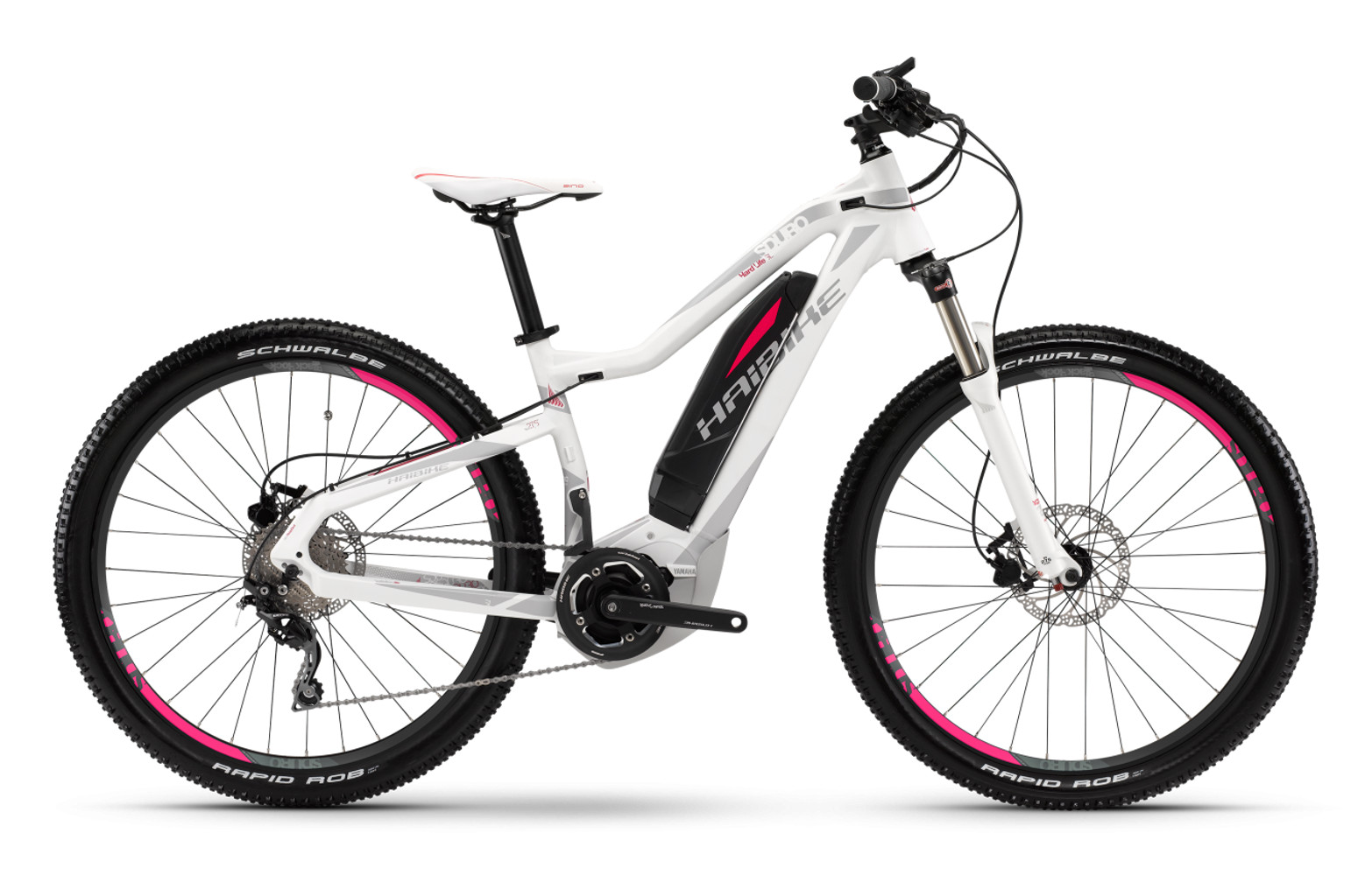 Haibike 2016 Woman Electric Bike 29 Sduro Hardlife Sl