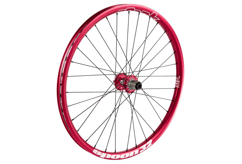 That interrupt spank rims wheel set