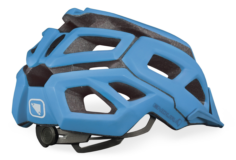Endura Singletrack Helmet - orange - Bike24