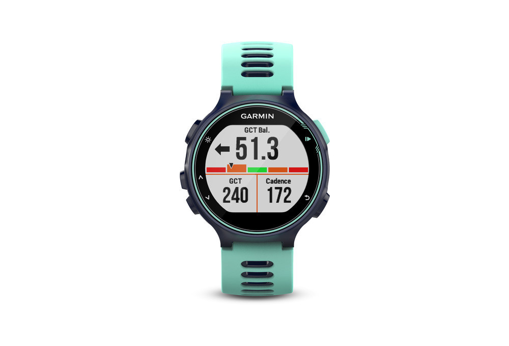montre gps garmin forerunner 735 xt bleu. Black Bedroom Furniture Sets. Home Design Ideas