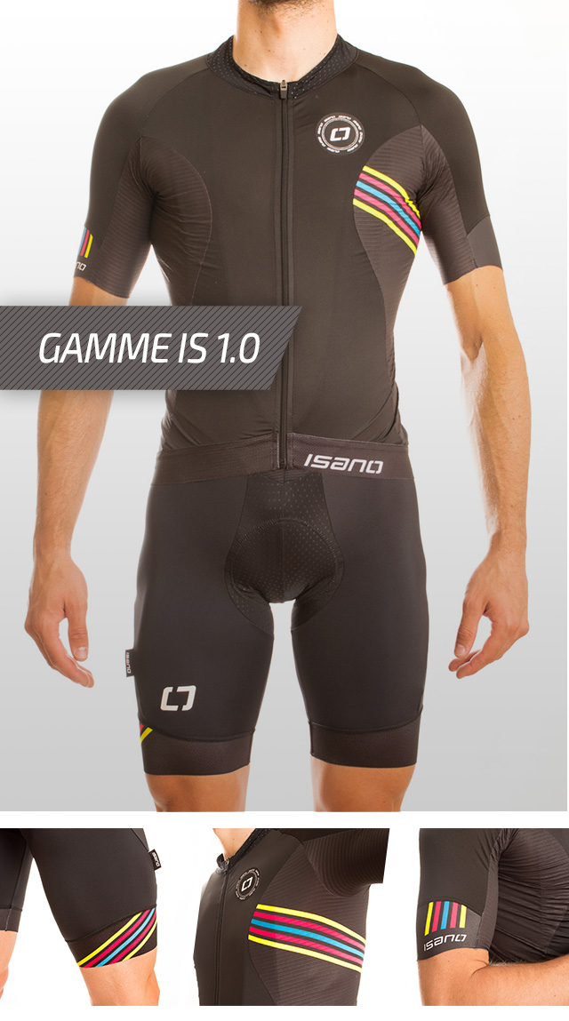 Isano gamme IS 1.0