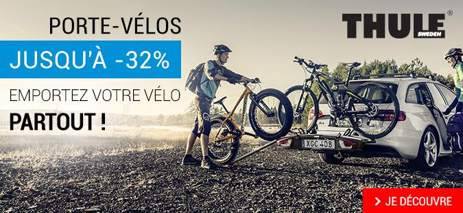 Portes vélos thule