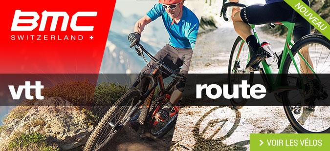 VTT et Vélos de route BMX