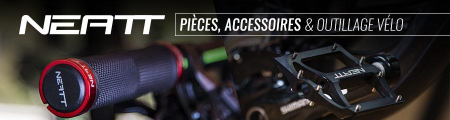 Accessoires et outillage vélo