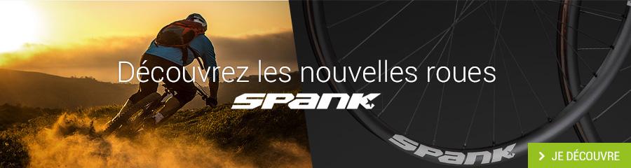 Nouvelles roues Spank