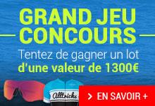 Grand jeu concours - Roc d'Azur