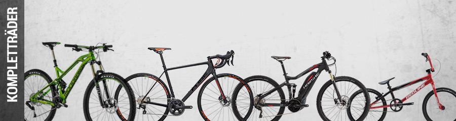 MTB, Rennräder, E-Bikes, BMX