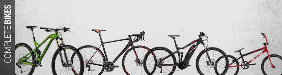 MTB, Road, E-Bikes, BMX