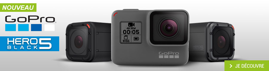 caméras Gopro