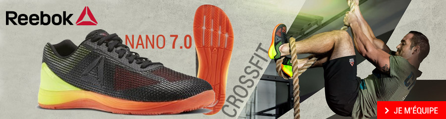 Chaussures Reebok nano 7.0