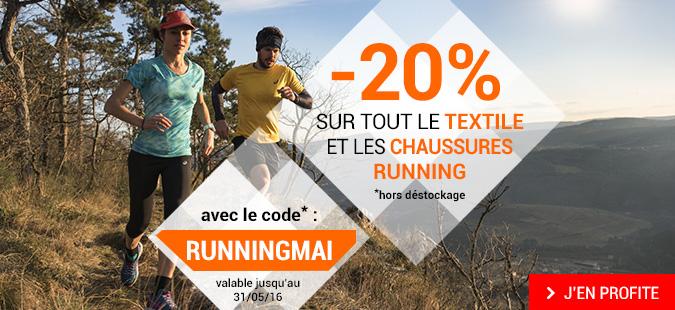 running -20%