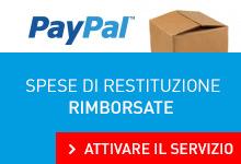 Rimborsi PayPal