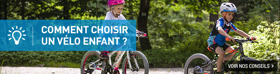 conseil d'achat vélo enfant
