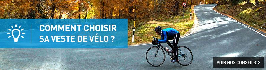 Choisir sa veste de vélo