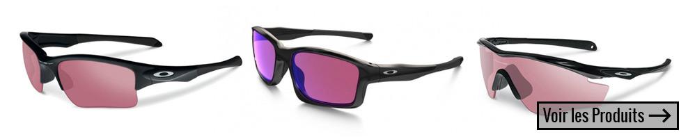 Lunettes Oakley G30