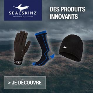 Tenue SealSkinz hiver