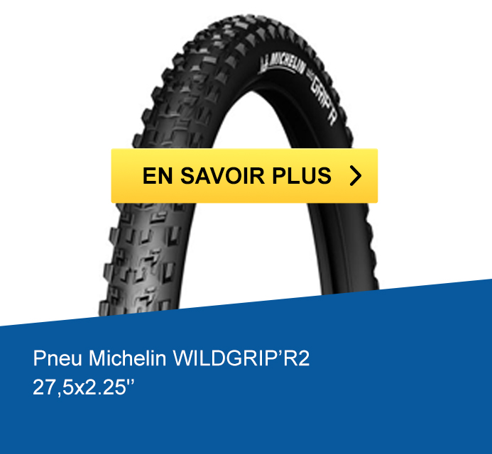Pneu Michelin WILDGRIP'R2 / 27,5x2.25