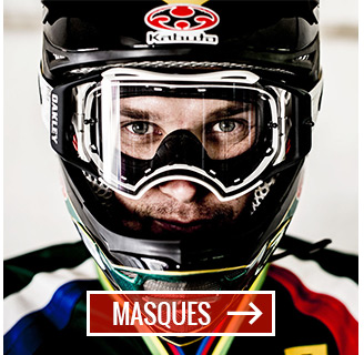 Masques VTT Oakley