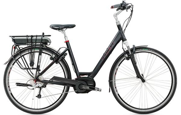 Showroom vélo électrique de test