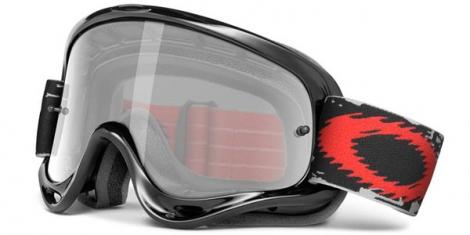 OAKLEY Masque XS O-FRAME sand MX jet black/grey Ref 01-630