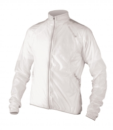ENDURA Coupe Vent Imperméable ADRENALINE RACE Transparent