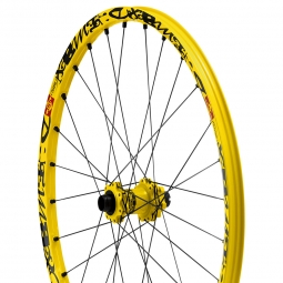 MAVIC Roue Avant DEEMAX ULTIMATE disque axe 20 mm
