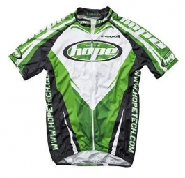 HOPE Maillot Manches Courtes Coolmax Jersey