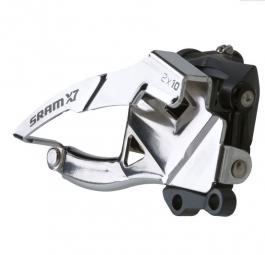 SRAM Dérailleur Avant X7 2x10V Direct Mount Bas S3 38 Dts