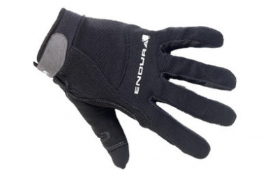 ENDURA Paire de Gants FULL MONTY Black