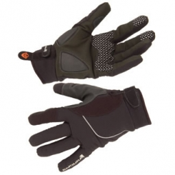 ENDURA Paire de Gants STRIKE WATERPROOF Noir