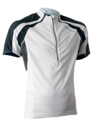 ENDURA Maillot Manches Courtes HUMMVEE White