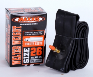 MAXXIS Chambre à Air Welter Weight 700 x 18/25 Valve Presta 48mm