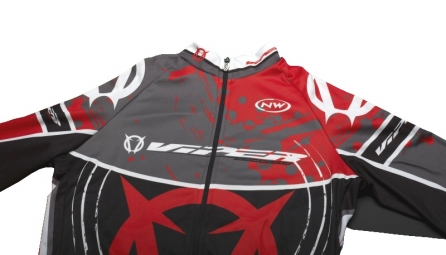 NORTHWAVE Maillot Manches Courtes VIPER XC SPORT