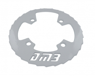 DM3 Bash Guard Alu 36-38 Dents Blanc