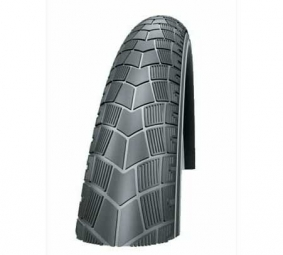 SCHWALBE Pneu BIG APPLE Evo 26 x 2.35 Tube Type Rigide