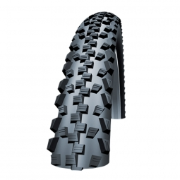 SCHWALBE Pneu BLACK JACK 26 x 2.00 Tube Type Rigide