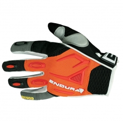ENDURA Paire de Gants MT500 Orange