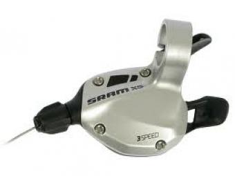 SRAM Manette Trigger Avant X5 3 x 9 Vitesses ARGENT